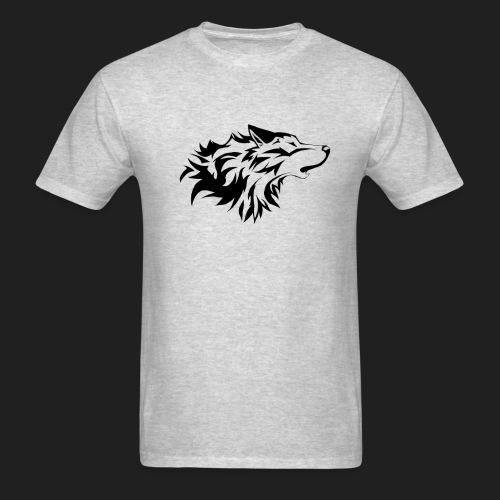Wolfe Pack (Logo Only - Guys) - Men's T-Shirt