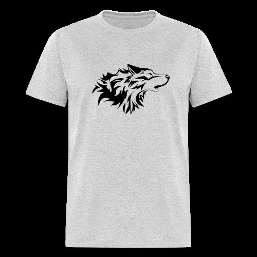 Wolfe Pack (Logo Only - Guys) - Men's T-Shirt