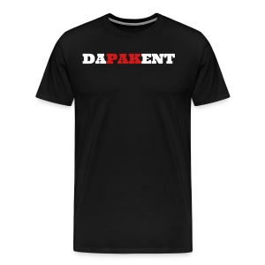 DAPAKENT T-SHIRT black/red - Men's Premium T-Shirt