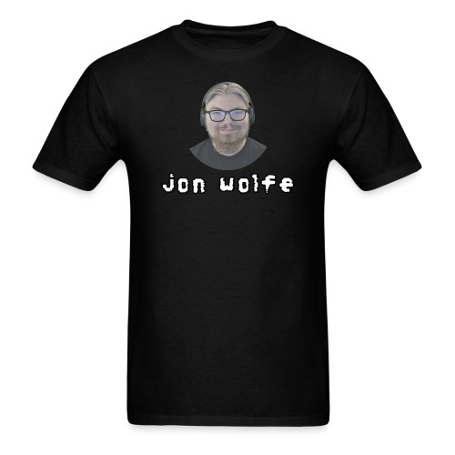 Jon Wolfe (Guys) - Men's T-Shirt