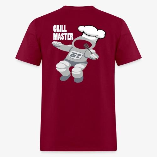 Grill Master - Men's T-Shirt