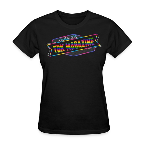 TBK Magazine Pride Month Women's - Women's T-Shirt