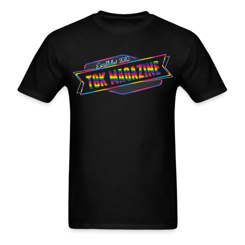 TBK Magazine Pride Month Men's - Men's T-Shirt