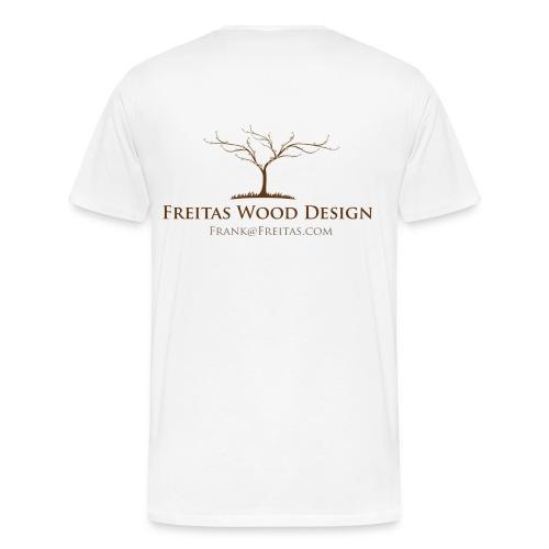 Tan  - Men's Premium T-Shirt