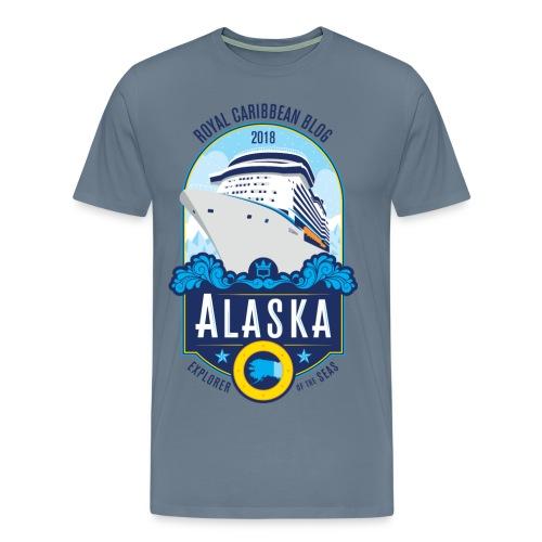 Alaska Group Cruise Men's Shirt - Men's Premium T-Shirt