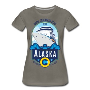 Alaska Group Cruise Women's Shirt - Women's Premium T-Shirt