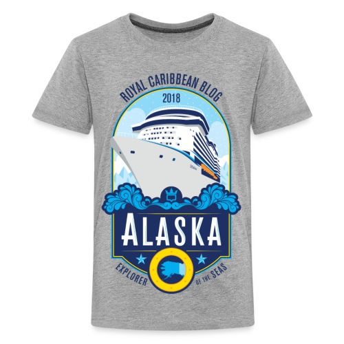 Alaska Group Cruise Kid's Shirt - Kids' Premium T-Shirt