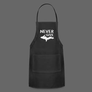Never Give U.P.