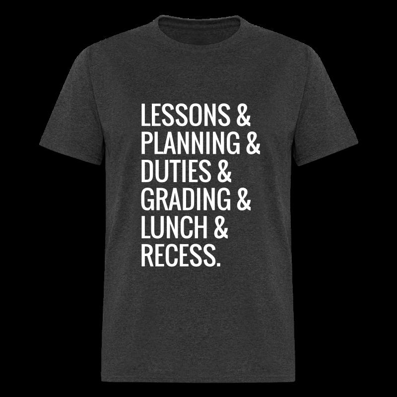 Teacher Life - Men's T-Shirt