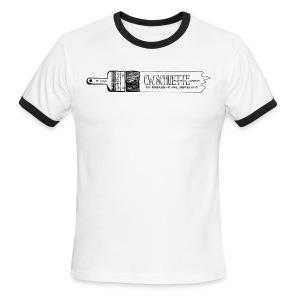 CW Schuette - Ringer - Men's Ringer T-Shirt