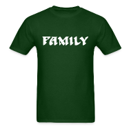 T-Shirts ~ Men's T-Shirt ~ Eagles Family Shirt