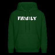 Hoodies ~ Men's Hoodie ~ Eagles Family SweatShirt