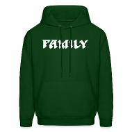 Hoodies ~ Men's Hoodie ~ Eagles Family SweatShirt