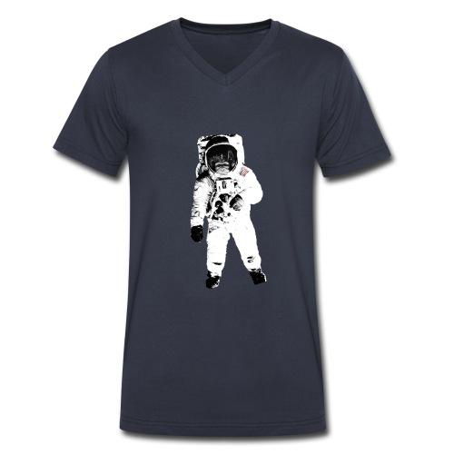 Major Tom - Men's V-Neck T-Shirt by Canvas