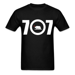 Area Code 707 - Men's T-Shirt