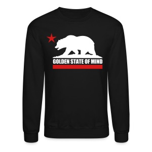 Golden State Of Mind - Crewneck Sweatshirt