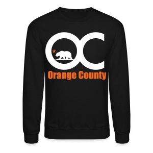 Orange County - Crewneck Sweatshirt