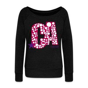 Cali Girl - Women's Wideneck Sweatshirt