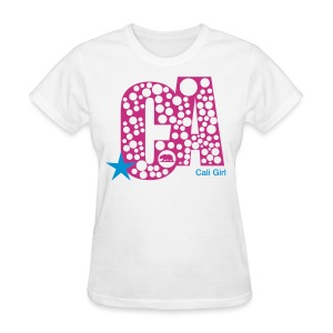 Cali Girl - Women's T-Shirt