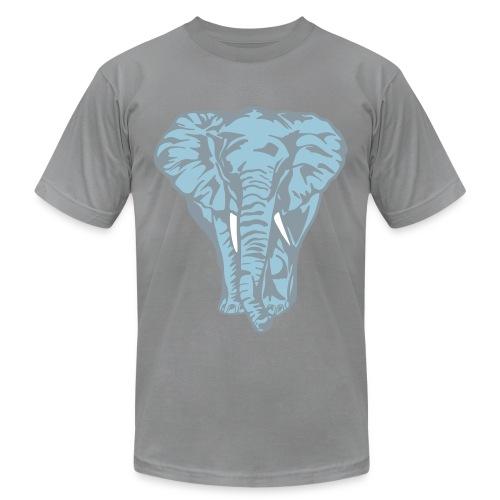 Elephant - Men's Fine Jersey T-Shirt