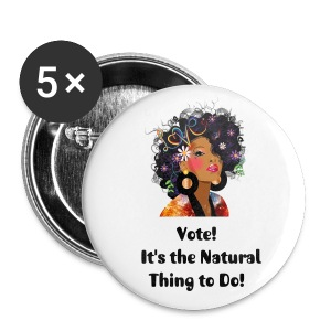 SN&LI! Voters Buttons - Large Buttons