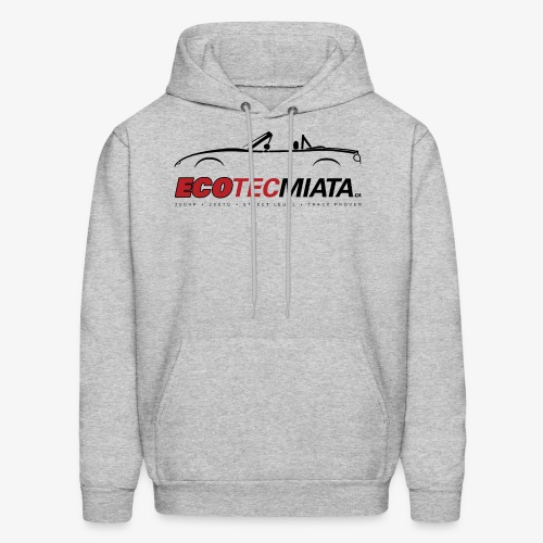 Men's EcotecMiata Hoodie - Men's Hoodie
