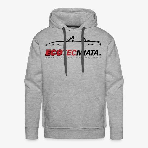 Men's EcotecMiata Premium Hoodie - Men's Premium Hoodie
