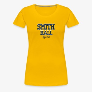 Ladies Smith Hall - Aggie Pride Tee - Women's Premium T-Shirt