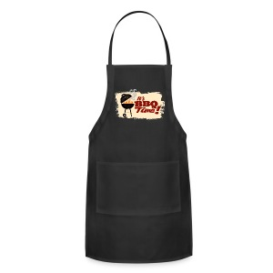 It's BBQ Time! - Adjustable Apron