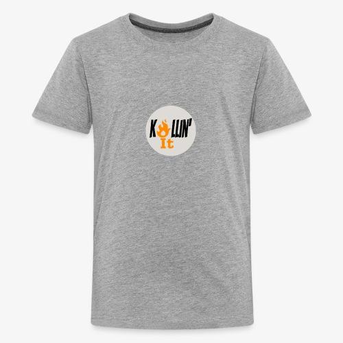 Killin' It Kids T-shirt - Kids' Premium T-Shirt