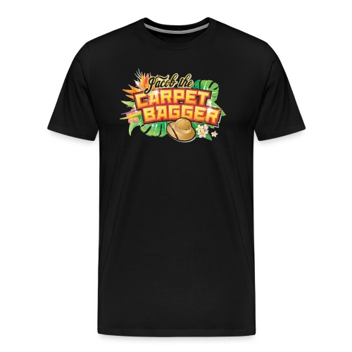 Carpetbagger Adventure Shirt - Men's - Men's Premium T-Shirt