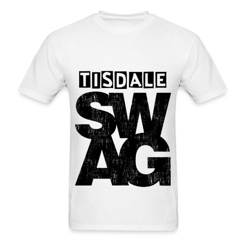 Tisdale Swag - Men's T-Shirt