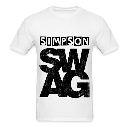 Simpson Swag - Men's T-Shirt
