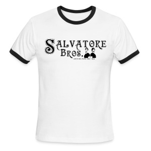 Salvatore Brothers - Men's Ringer T-Shirt