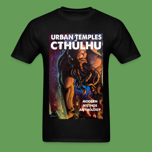 Urban Temples of Cthulhu - Men's T-Shirt