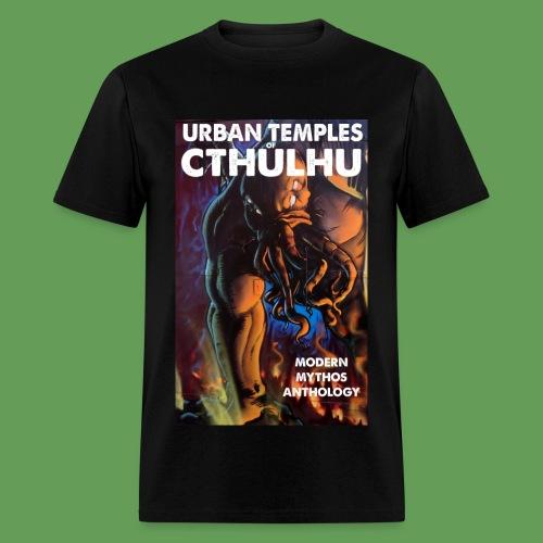 Urban Temples of Cthulhu - Men's T-Shirt