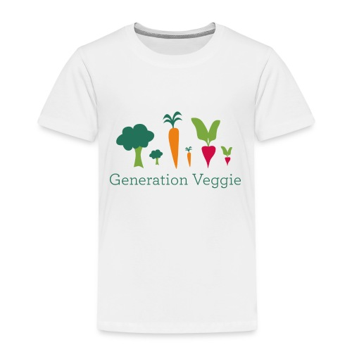 Toddler Logo Tee - Toddler Premium T-Shirt