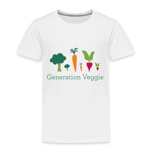 Toddler Logo Tee - Toddler Premium T-Shirt