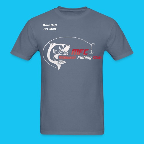Dave Haft Pro-Staff - Men's T-Shirt