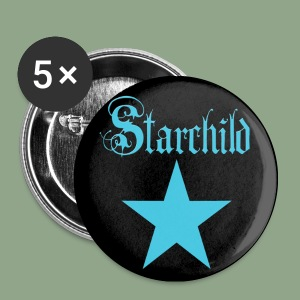 Starchild Button - Small Buttons