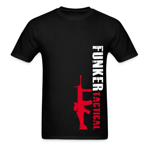 Funker Tactical & SCAR Left Side t-shirt - Men's T-Shirt