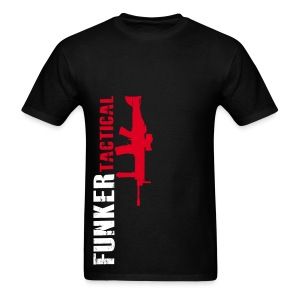Funker Tactical & SCAR Right Side t-shirt - Men's T-Shirt