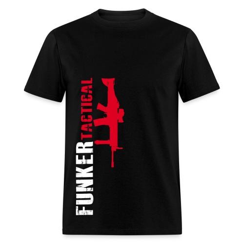 Funker Tactical & SCAR Right Side t-shirt - Men's T-Shirt