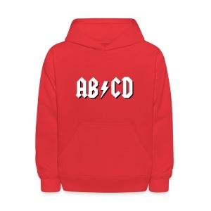 ABCD - Kids' Hoodie