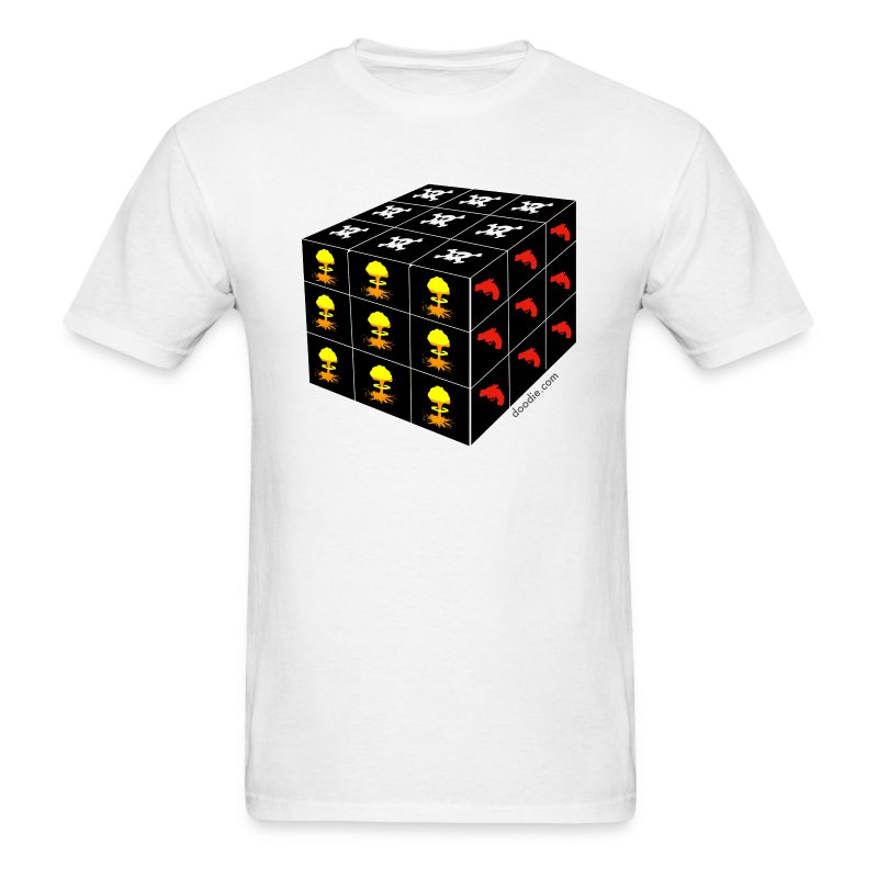 rubik - Men's T-Shirt