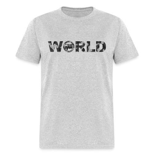 Team BAM - BootCamp Men's T-Shirt - Men's T-Shirt