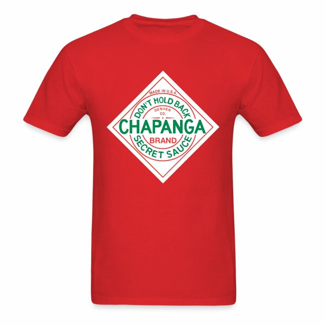 Chapanga Men's T-shirt