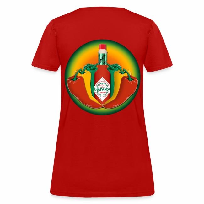 Chapanga Ladies' T-shirt
