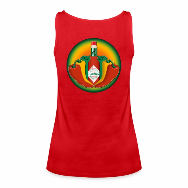 Chapanga Ladies' Tank Top