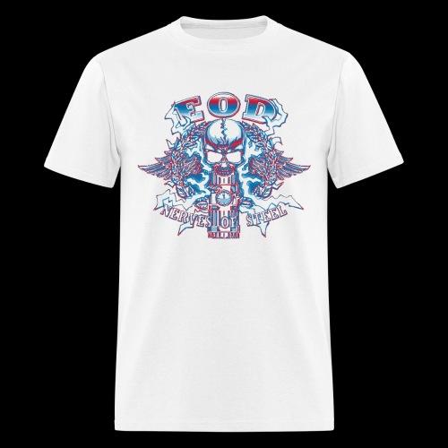 NERVES OF STEEL - Men's T-Shirt